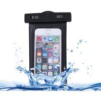 Waterproof Carrying Case iPhone Smartphone Black