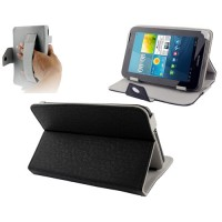 "Funda Universal Ajustable Tablet 7"" Negro"