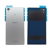 Cristal Trasero Sony Xperia Z5 Premium E6853 E6883 Plata