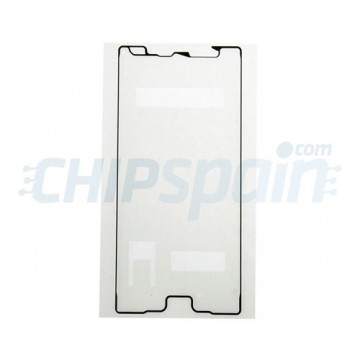 Front Housing Adhesive for Sony Xperia Z5 Premium E6853 E6883