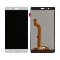 Full Screen Huawei P9 White