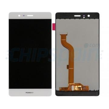 Ecrã Tátil Completo Huawei P9 Branco