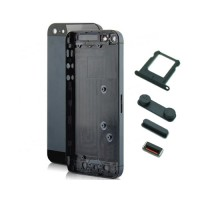 Rear Casing Complete iPhone 5 Black