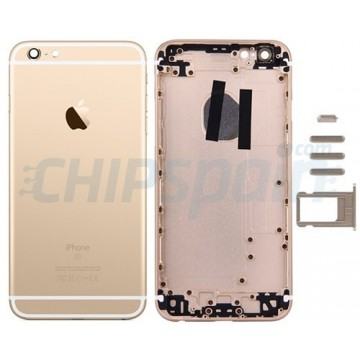 Rear Casing Complete iPhone 6S Gold