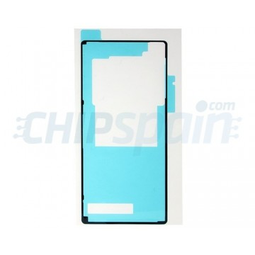 Adhesivo Fijación Cristal Trasero Sony Xperia Z3 D6603 D6633 D6643 D6653