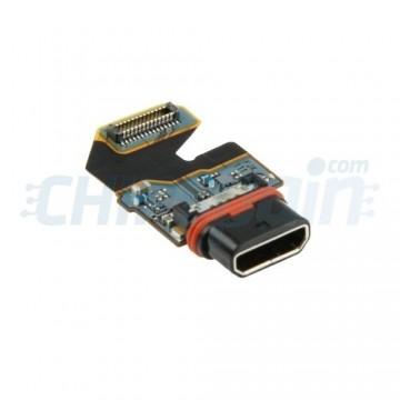 Flex Conector Micro USB Sony Xperia Z5 Premium E6853 E6883