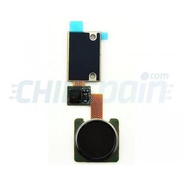 Full Home Button Flex LG V10 H960 Black