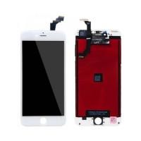 Ecrã Tátil Completo iPhone 6 Plus Compatível Branco