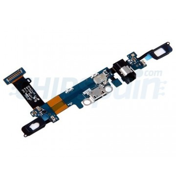Charging Port Flex Cable, Audio Jack and Microphone Samsung Galaxy C5 C5000