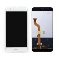 Full Screen Huawei Honor 8 White