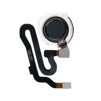 Botão Home Completo com Flex Huawei Honor 8 Preto