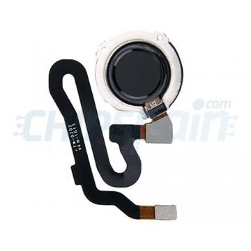 Botón Home Completo con Flex Huawei Honor 8 Negro