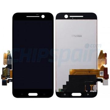 Ecrã Tátil Completo HTC 10 / One M10 Preto
