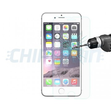 Protector de Pantalla Cristal Templado iPhone 7 Plus