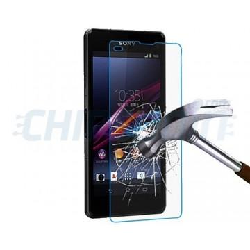 Protector de Pantalla Cristal Templado 0.26mm Sony Xperia Z1 Compact