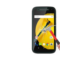 Protector de Pantalla Cristal Templado 0.26mm Motorola Moto E 2 (2015)