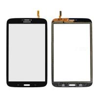 "Vidro Digitalizador Táctil Samsung Galaxy Tab 3 T311 T315 (8"") Preto"