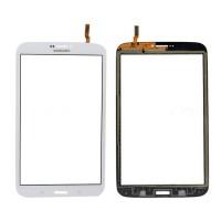 "Vidro Digitalizador Táctil Samsung Galaxy Tab 3 T311 T315 (8"") Branco"