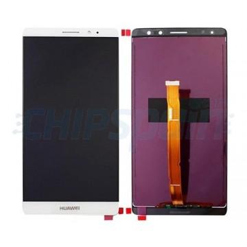 Full Screen Huawei Mate 8 White