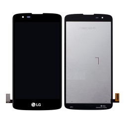 Pantalla Completa LG K8 K350 Negro