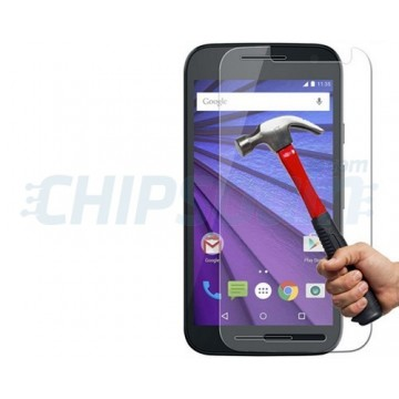 Protector de Pantalla Cristal Templado 0.26mm Motorola Moto G 3 (2015)