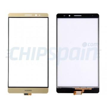 Vidro Digitalizador Táctil Huawei Mate 8 Ouro