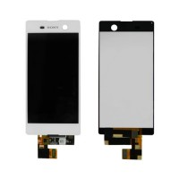 Ecrã Tátil Completo Sony Xperia M5 E5603 E5606 E5653 Branco