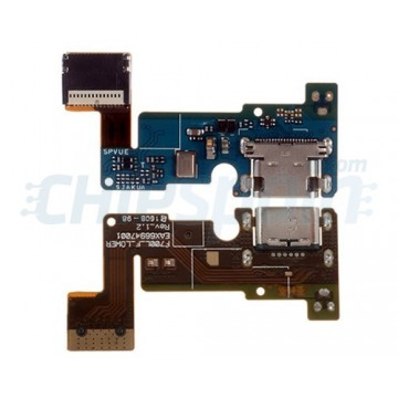 Charging Port and Microphone Ribbon Flex Cable Replacement LG G5 H850