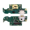 Placa con Conector Carga Micro USB y Micrófono Huawei Nexus 6P