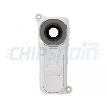 Power Button & Volume Button with Camera Lens LG G4 H815 White