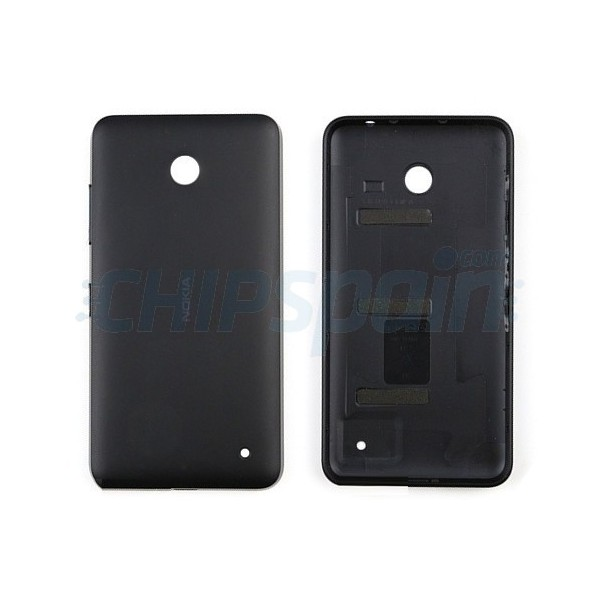 half off 0bb84 4340b Rear Casing Nokia Lumia 630 Nokia Lumia 635 Black