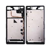Intermediate Central Framework Sony Xperia Z3 Black