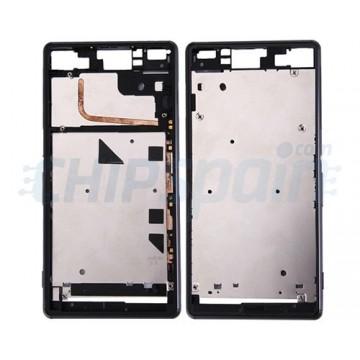Marco Central Intermedio Sony Xperia Z3 Negro