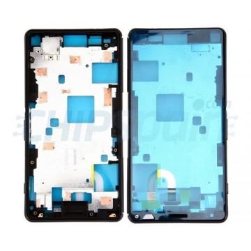 Intermediate Central Framework Sony Xperia Z3 Compact Black