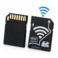 Adaptador Micro SD para cartão SDHC WiFi