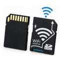 WiFi Wireless Micro SD to SDHC