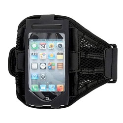 Brazalete Sport iPhone 5/5S/5C/SE Negro