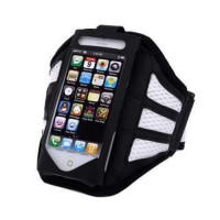 Armband Sport iPhone 5/5S/5C/SE White