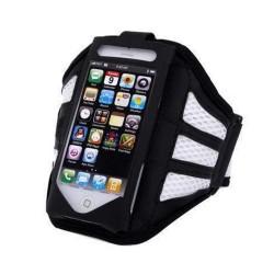 Brazalete Sport iPhone 5/5S/5C/SE Blanco