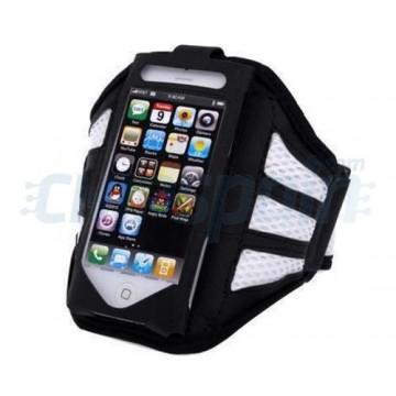 Armband Sport iPhone 5/5S/5C/SE White