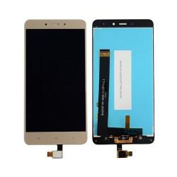 Pantalla Xiaomi Redmi Note 4 Completa Oro