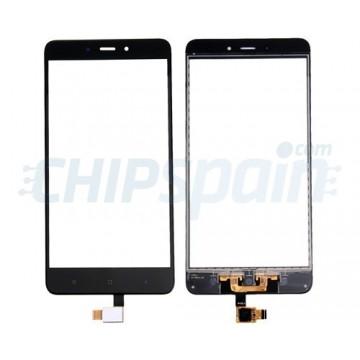 Vidro Digitalizador Táctil Xiaomi Redmi Note 4 Preto