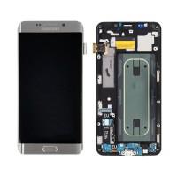 Ecrã Tátil Completo Samsung Galaxy S6 Edge Plus G928F Prata