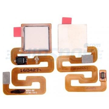 Full Home Button Flex Xiaomi Redmi 3S / Xiaomi Redmi 3X / Xiaomi Redmi 3 Pro Gold