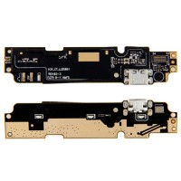 Charging Port and Microphone Ribbon Flex Cable Replacement Xiaomi Redmi Note 2