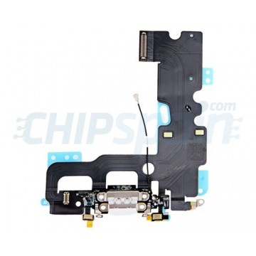 Cable Flex Conector Carga Audio Y Micr Fono Iphone 7
