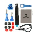 16 Metal Accessories Kit PULUZ for GoPro HERO5/4/3+/3/2/1
