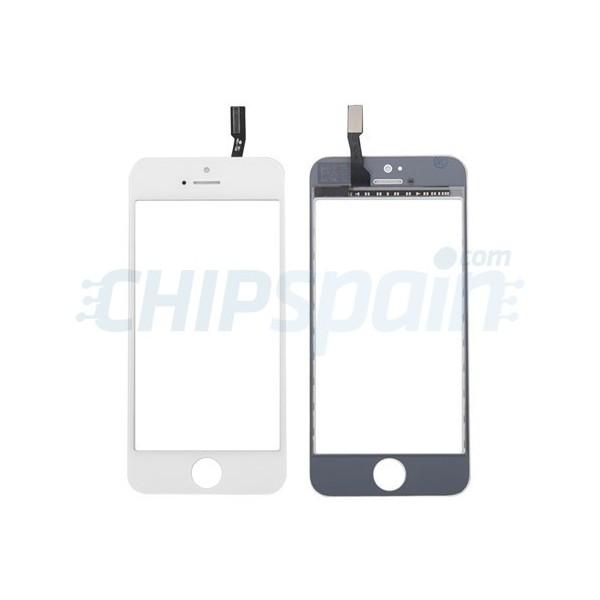 13267efe62f Pantalla Táctil iPhone 5C iPhone 5S iPhone SE Blanco - ChipSpain.com