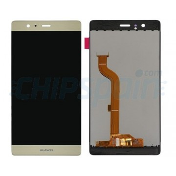 Pantalla Huawei P9 Completa Oro