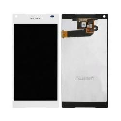 Pantalla Completa Sony Xperia Z5 Compact E5823 Blanco